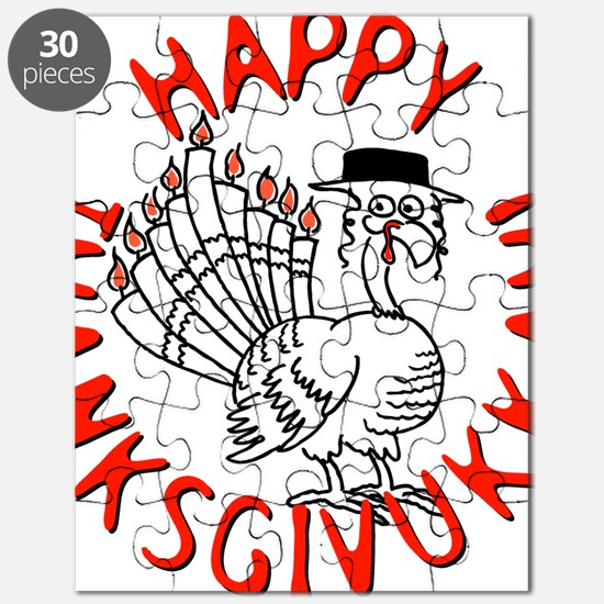 Happy Thanksgivukkah Puzzle