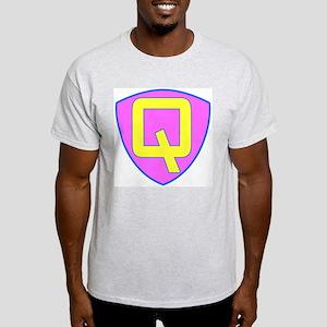 Super Queer Ash Grey T-Shirt