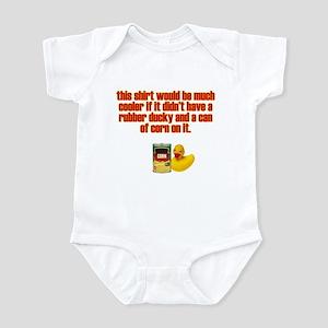 Uncool Shirt Infant Bodysuit
