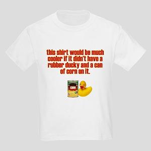 Uncool Shirt Kids T-Shirt