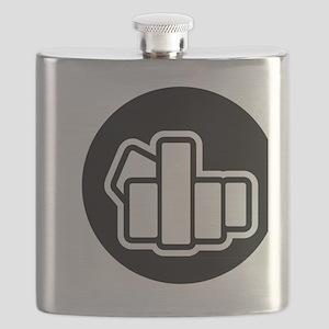 Kai-Finger-Black2 Flask