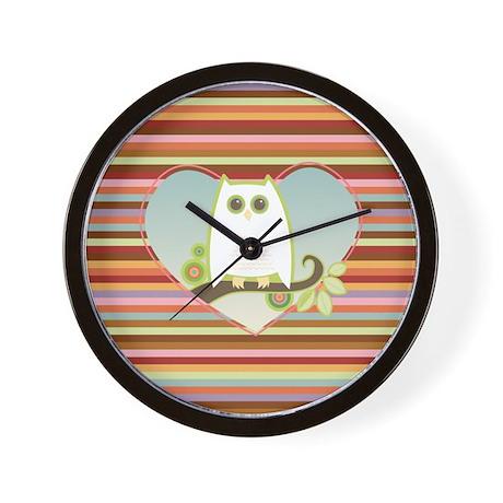 Owl Always Love You - Wall Clock