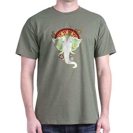 White Elephant - Dark T-Shirt