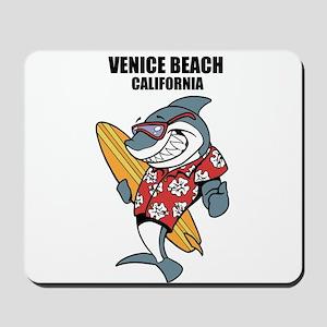 Venice Beach, California Mousepad