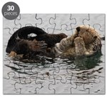 California Sea Otter Puzzle