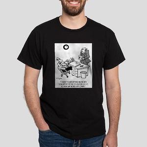 Worry a Bit Longer Dark T-Shirt