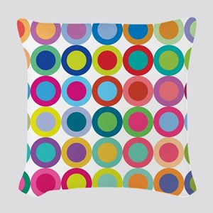 Colour Mix, Woven Throw Pillow