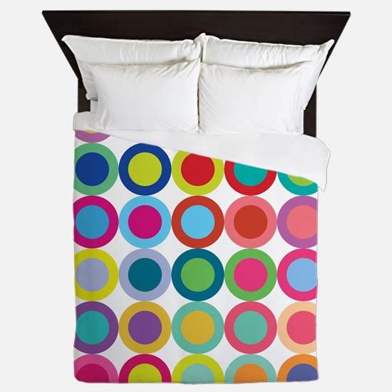 Colour Mix, Queen Duvet