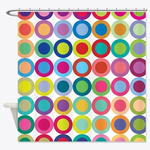 Colour Mix, Shower Curtain