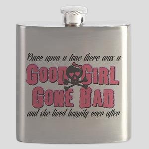 Good Girl Gone Bad Flask