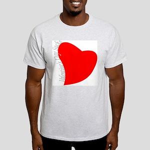 Valentine's Day Sucks! Ash Grey T-Shirt