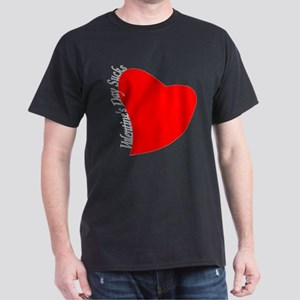 Valentine's Day Sucks! Dark T-Shirt