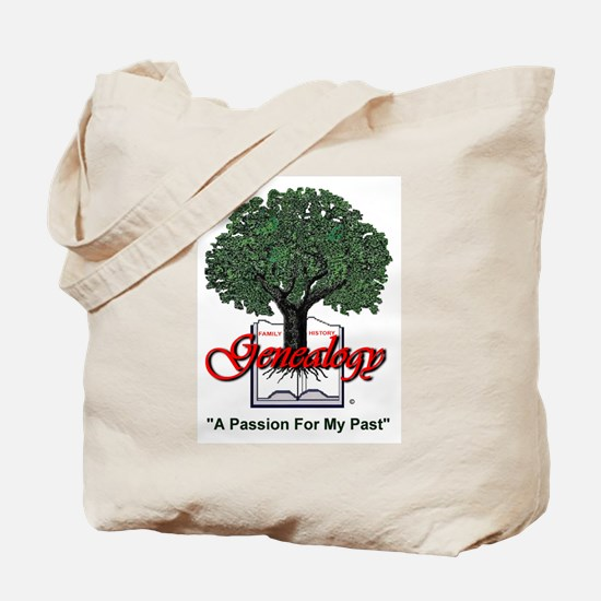 A Passion For My Past Tote Bag