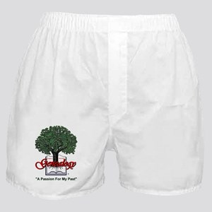 A Passion For My Past Boxer Shorts