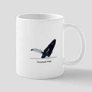 Humpback Whale (breaching) Mugs