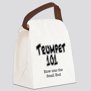 Trumpet 101 Canvas Lunch Bag