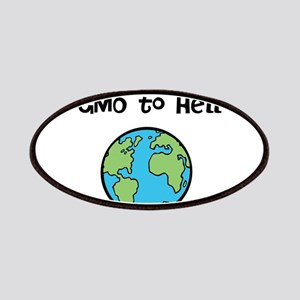GMO to Hell Patches