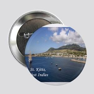 "St. Kitts 2.25"" Button"