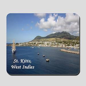 St. Kitts Mousepad