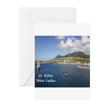 St. Kitts Greeting Cards (Pk of 10)