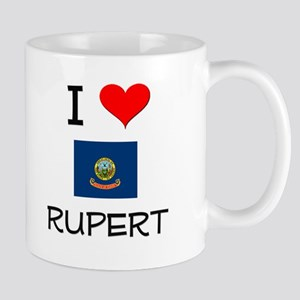 I Love RUPERT Idaho Mugs
