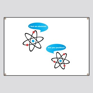 I Lost An Electron! Banner