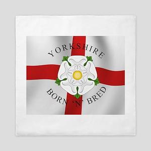 Yorkshire Born 'N' Bred Queen Duvet