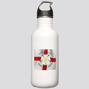 Yorkshire Born 'N' Bred Water Bottle