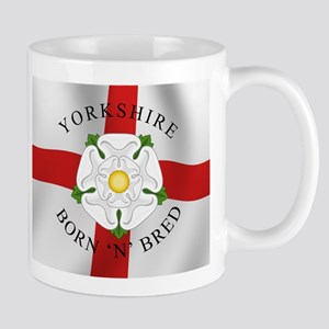Yorkshire Born 'N' Bred Mugs