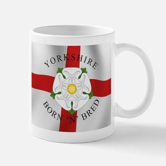 Yorkshire Born 'N' Bred Mugs