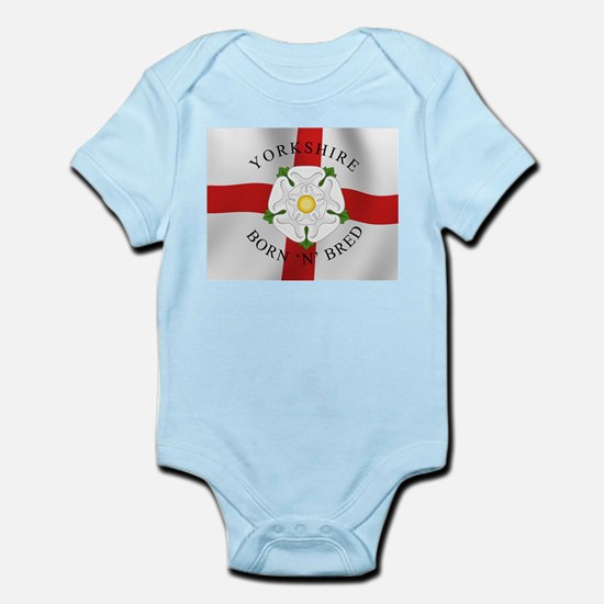 Yorkshire Born 'N' Bred Body Suit