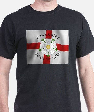 Yorkshire Born 'N' Bred T-Shirt
