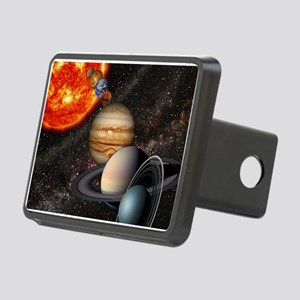 Solar System Hitch Cover