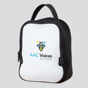 AAC bee Neoprene Lunch Bag