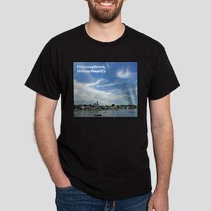 Provincetown Harbor Dark T-Shirt