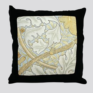 WM Morris St James Throw Pillow