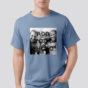 Add Your Photo Mens Comfort Colors Shirt