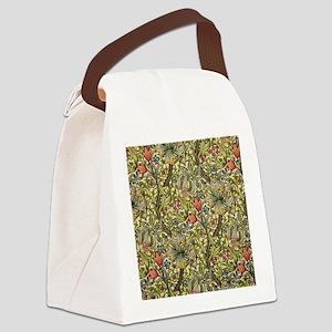 Morris Golden Lily Canvas Lunch Bag