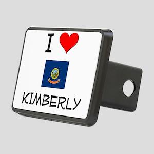 I Love KIMBERLY Idaho Hitch Cover