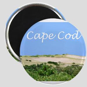 Cape Cod Dunes Magnet