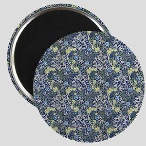 Morris Blue Daisies Magnet