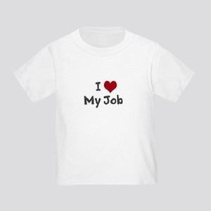 I Heart My Job T-Shirt