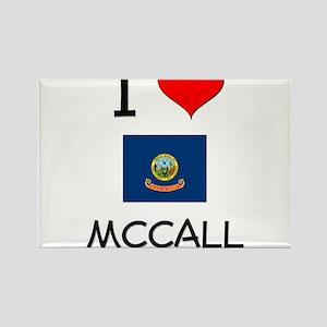 I Love MCCALL Idaho Magnets