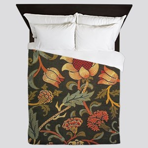 William Morris Evenlode  Queen Duvet