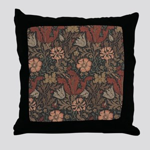 William Morris Compton Throw Pillow