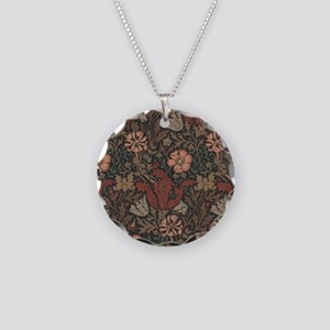 William Morris Compton Necklace Circle Charm