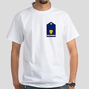 Ensign (PA)<BR> White T-Shirt