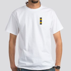CWO2 <BR> White T-Shirt