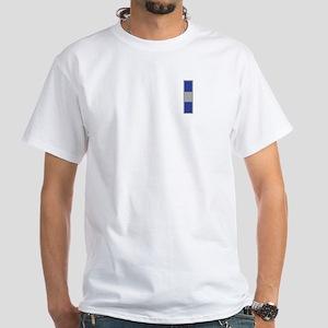CWO3 <BR>White T-Shirt