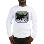 Success Begins With Trying Long Sleeve T-Shirt